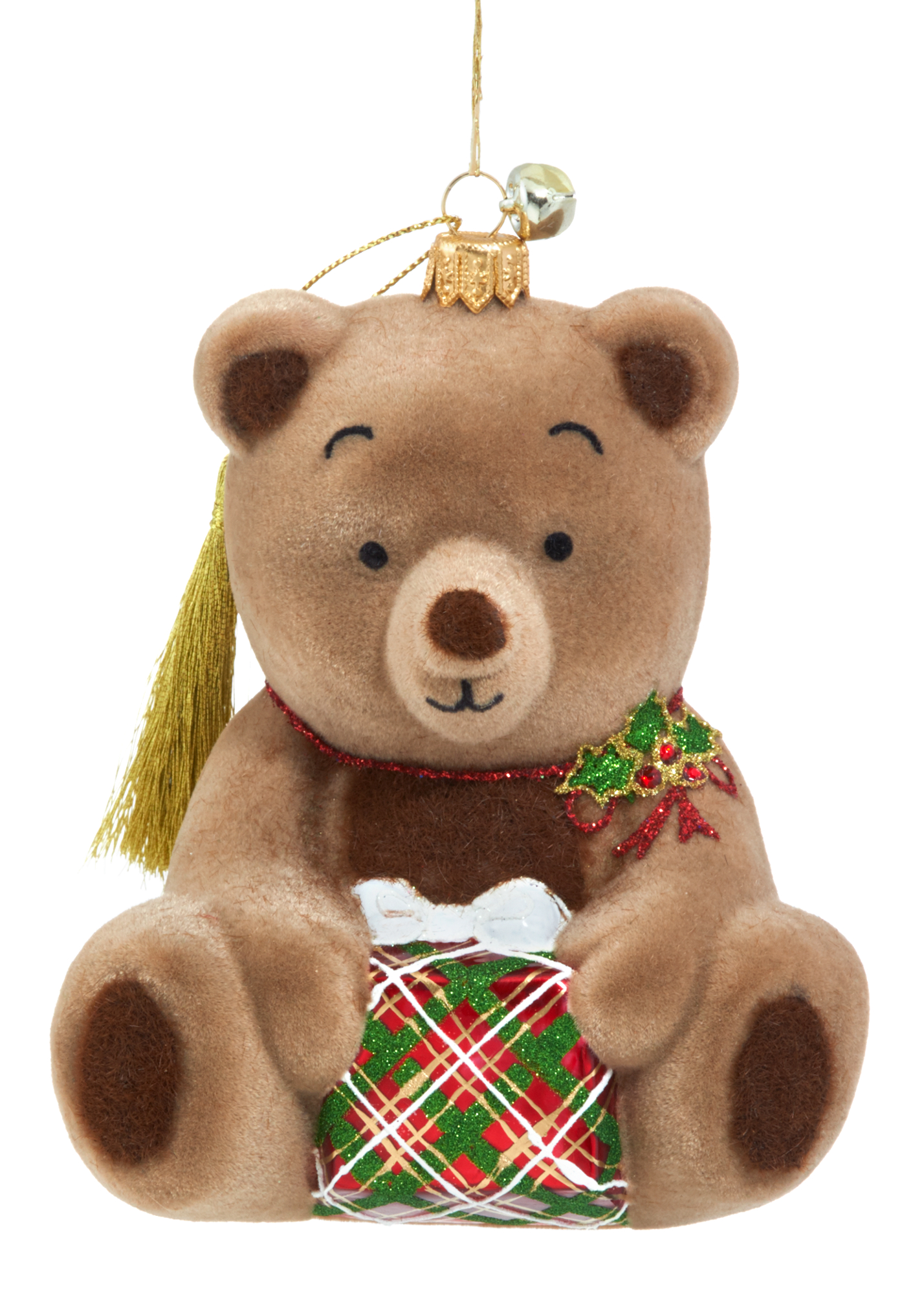 Jinglenog Beary Christmas Christmas Ornament