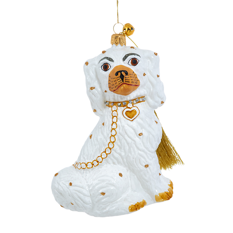 Jinglenog Hearthside Greetings Christmas Ornament