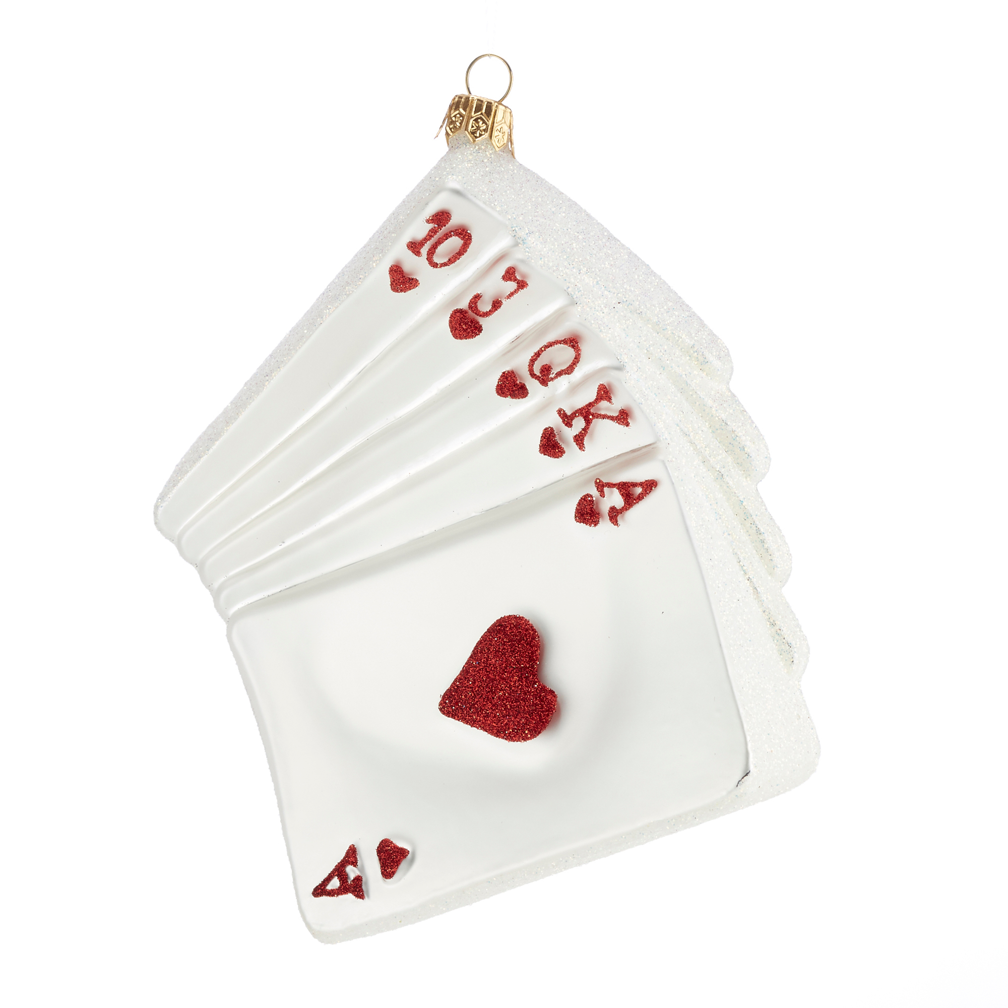 Deck of Cards Christmas Ornament