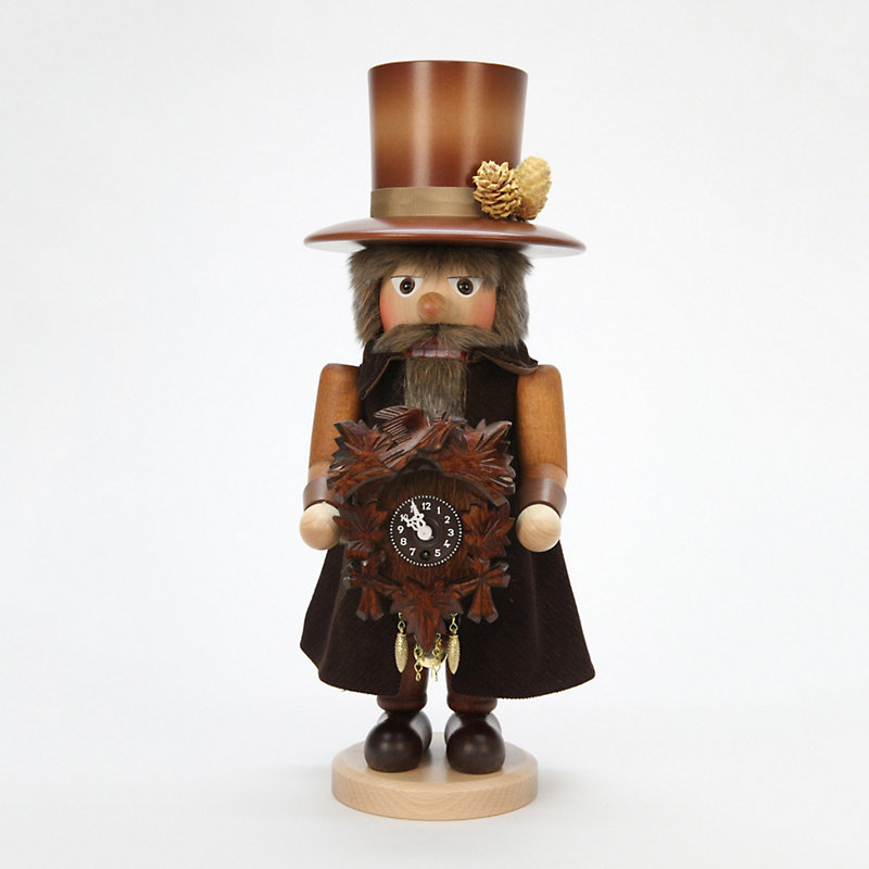 Christian Ulbricht Clockmaker Nutcracker