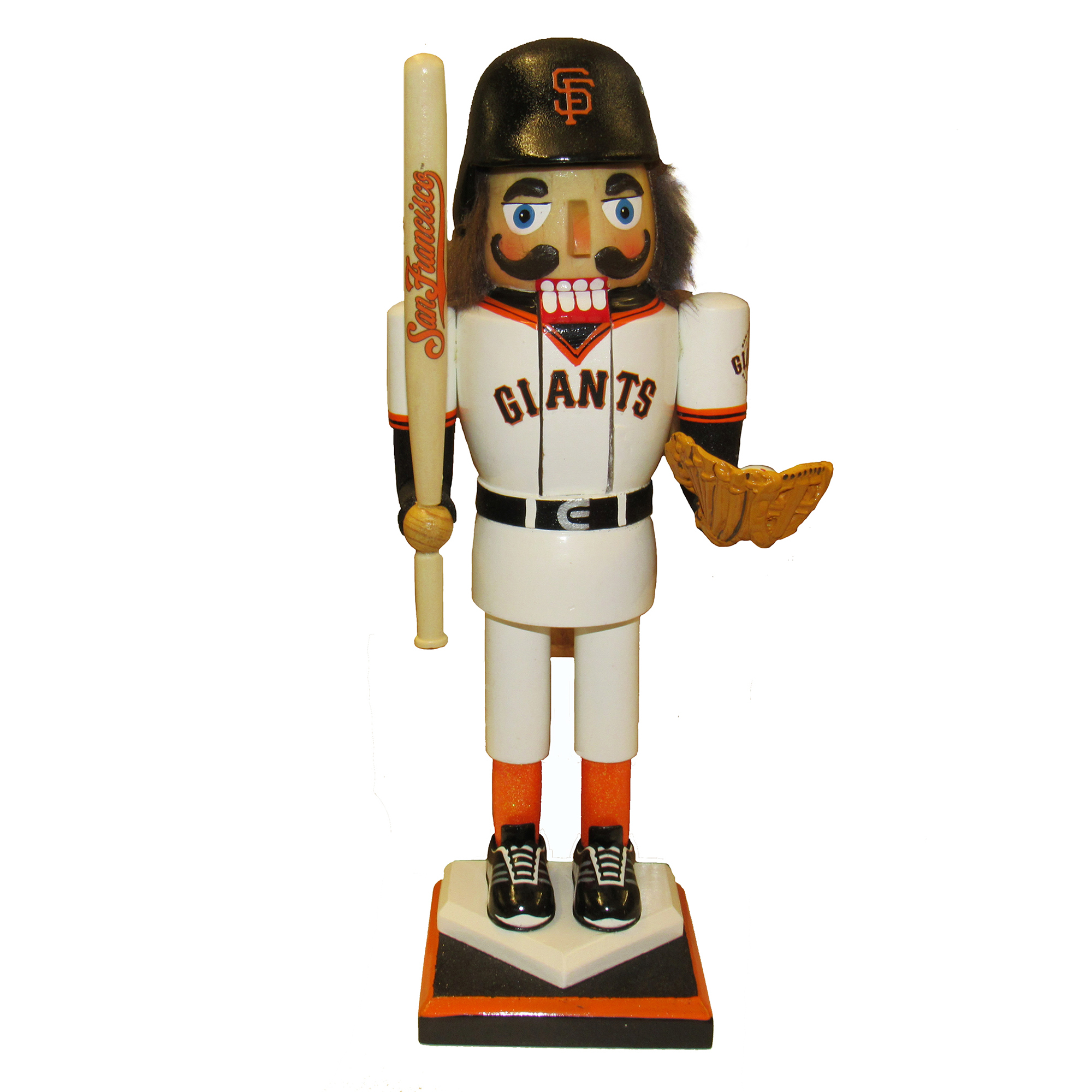 New SF Giants Nutcracker