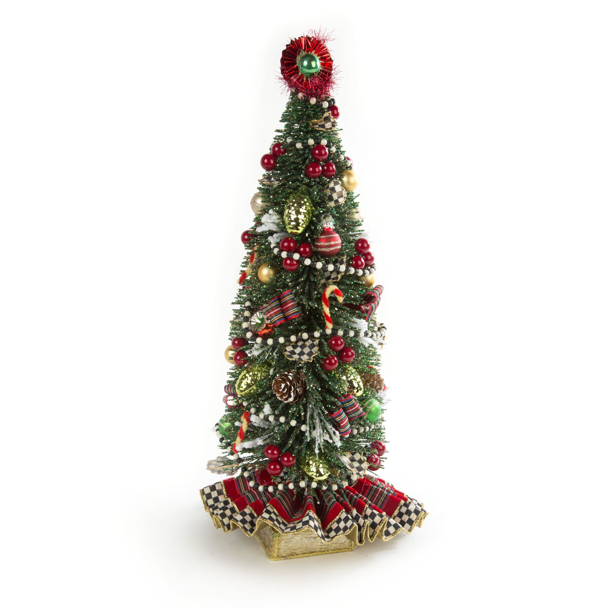 Mackenzie Childs Highland Tree, 18""