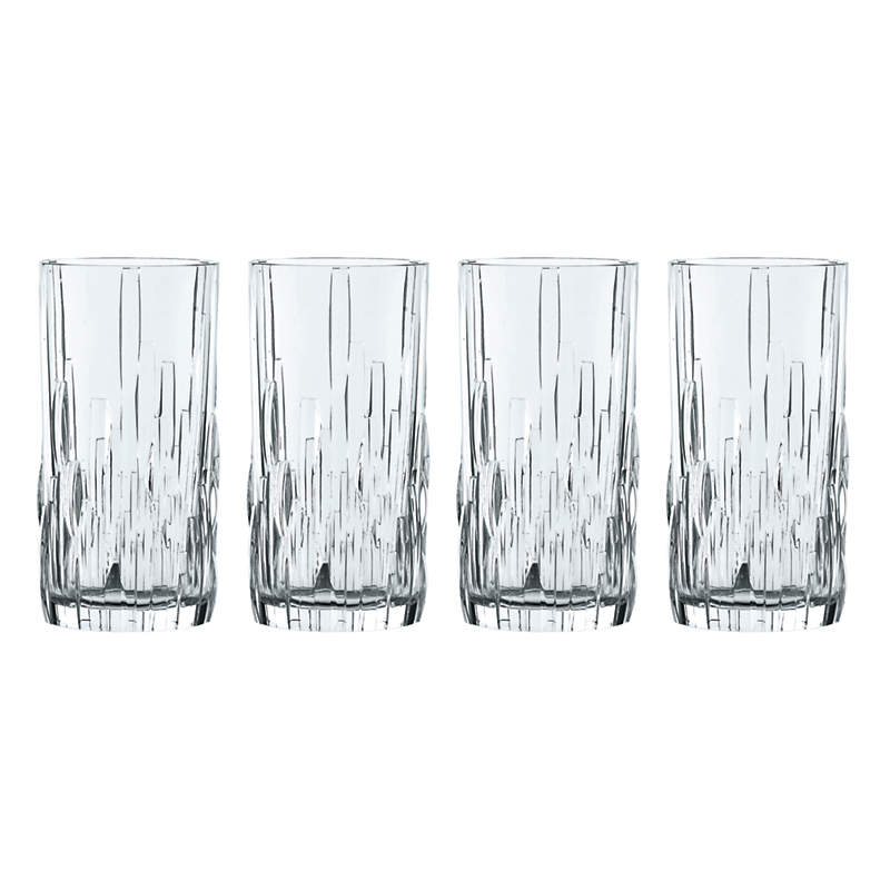 Nachtmann Shu Fa Tumblers, Set of 4