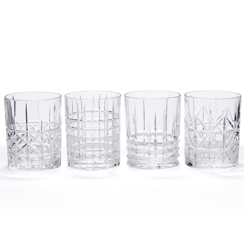 Nachtmann Set of 4 Highland Double Old-Fashioneds