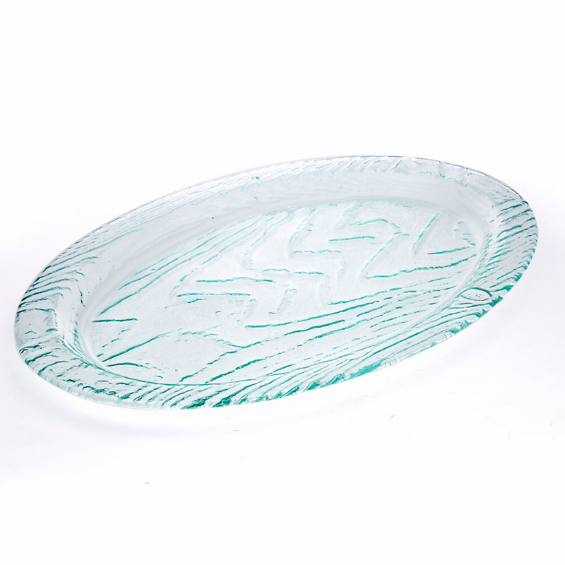 Annieglass Grove Oval Serving Tray