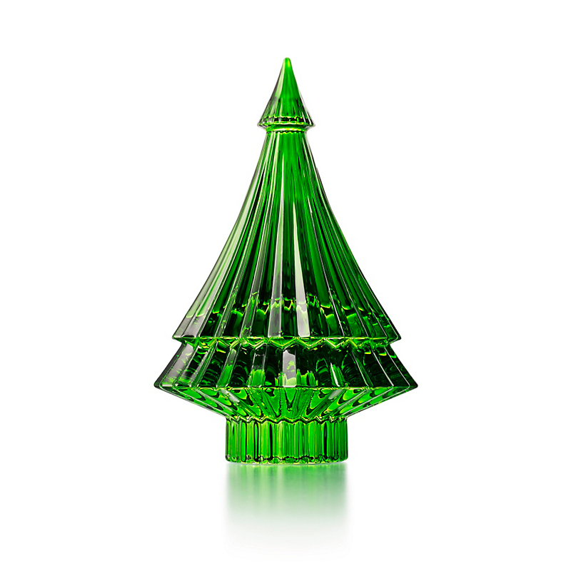 Baccarat Noel Fir Tree, Green