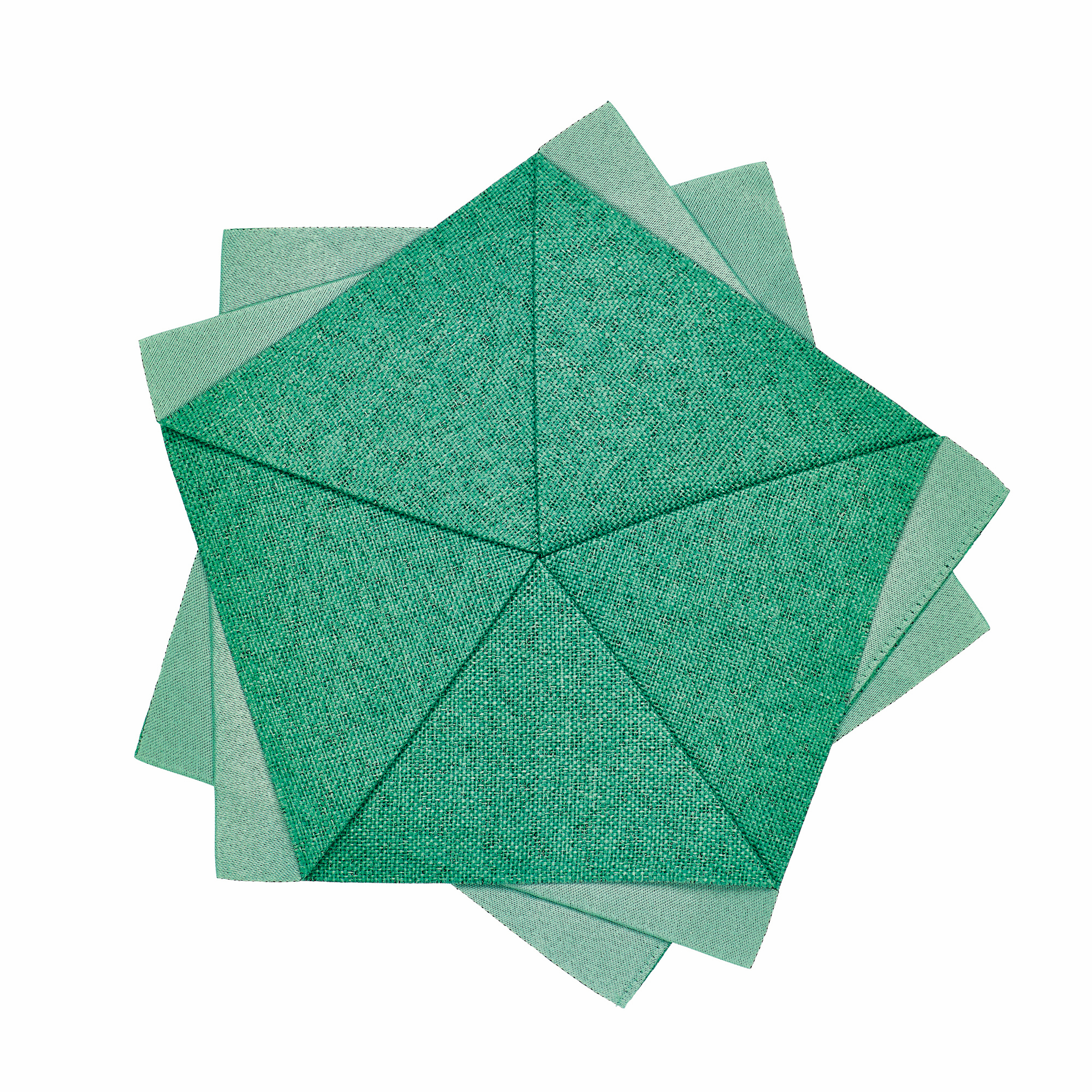 Iittala X Issey Miyake Medium Table Flower, Emerald