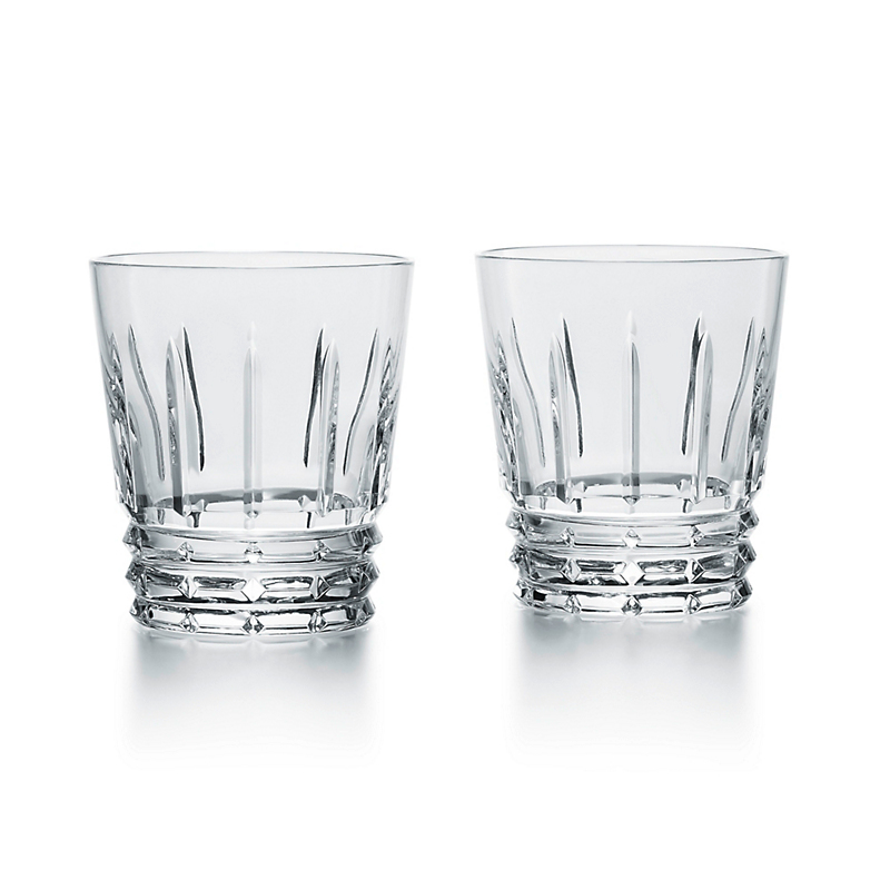 Baccarat Arlequin #3 Tumblers, Set of 2