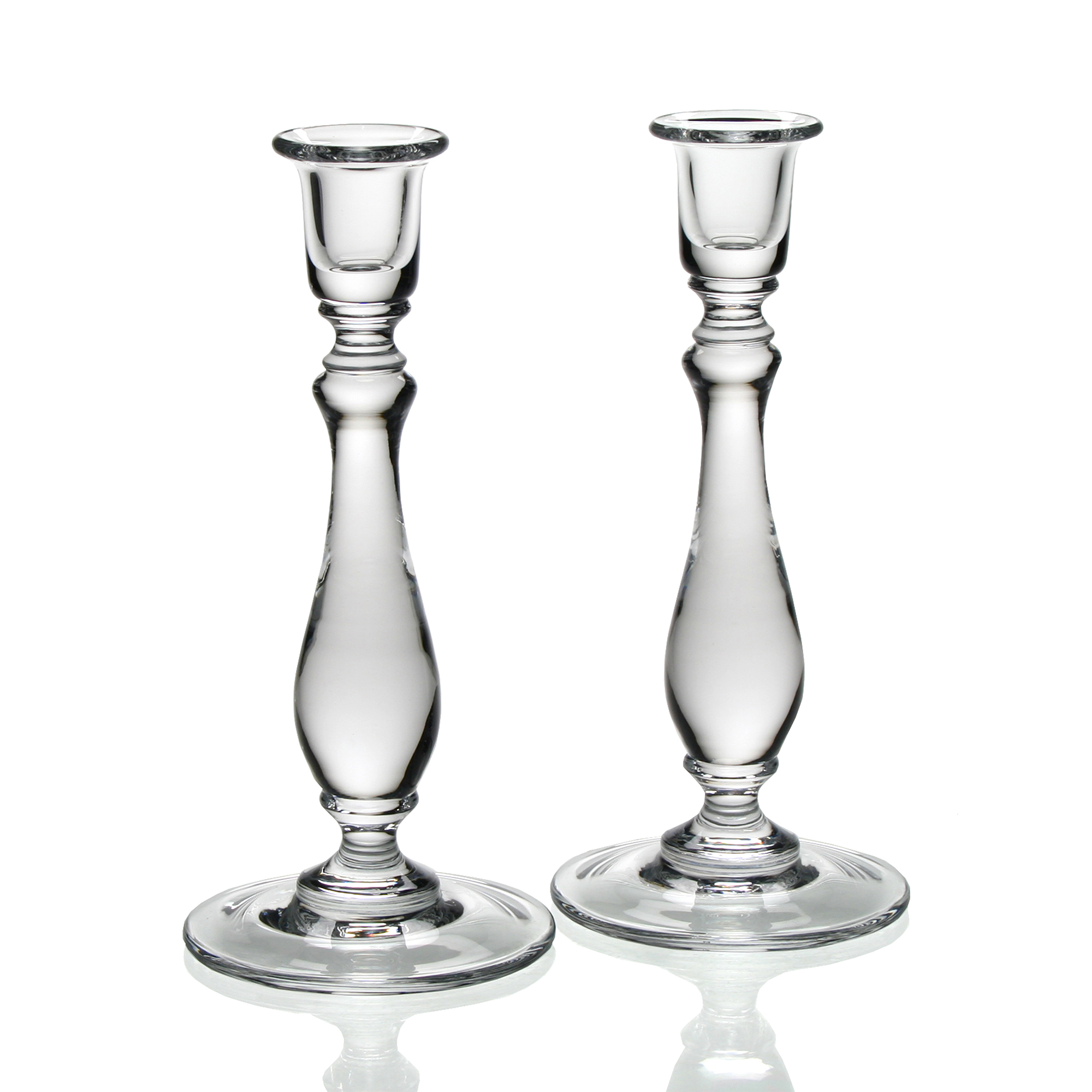 William Yeoward Meryl Candlesticks, Set of 2