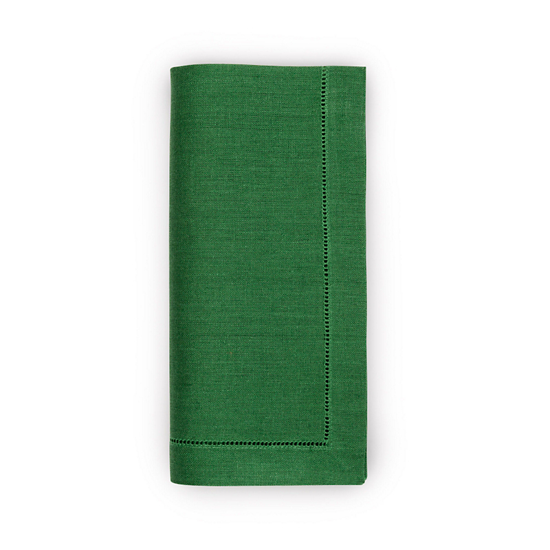 Sferra Set of 4 Festival Napkins, Emerald