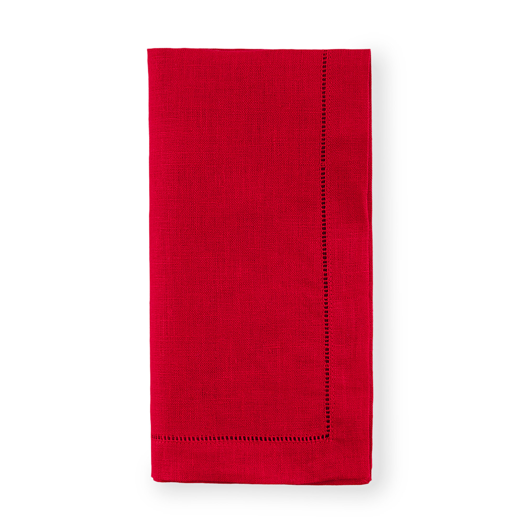 Sferra Set of 4 Festival Napkins, Red