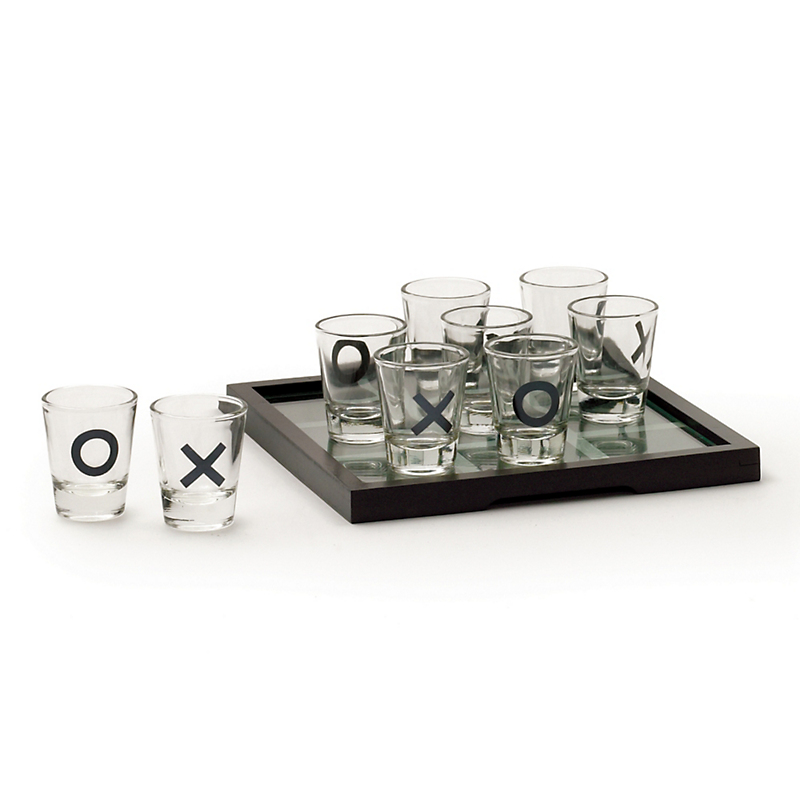 Tic-Tac-Toe Shots