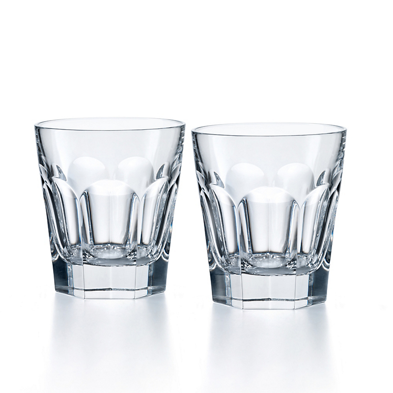 Baccarat Harcourt 1841 Old-Fashioned Glasses, Set of 2
