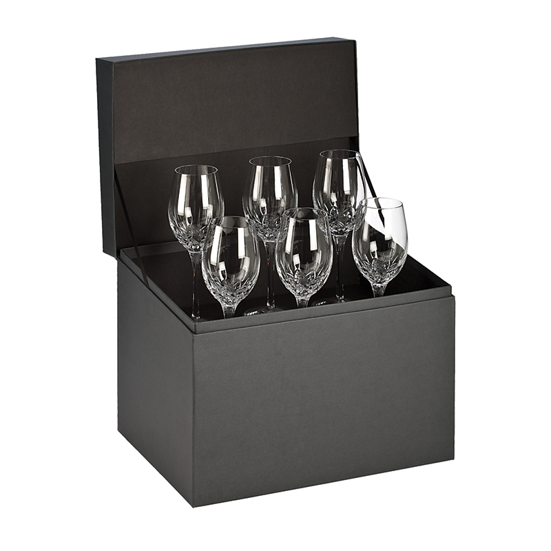 Waterford Lismore Essence White Wine Glasses, Set of 6
