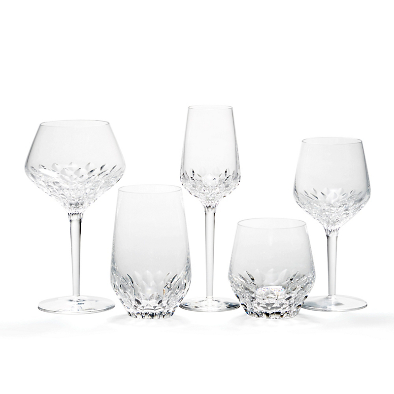 Saint-Louis Folia Glassware