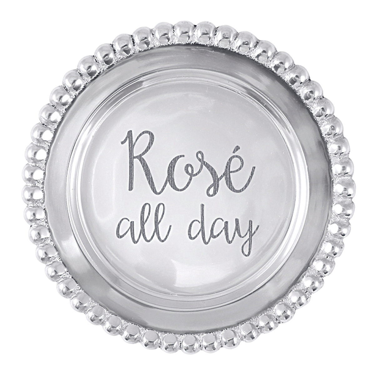 Rose Wine Coaster
