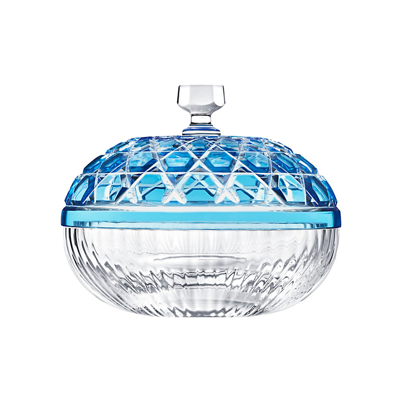 Saint-Louis Royal Box, Small Blue