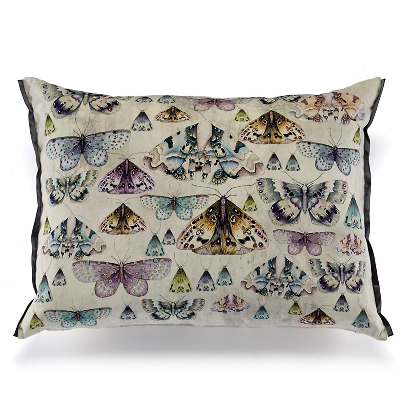 Butterfly Trio Pillow