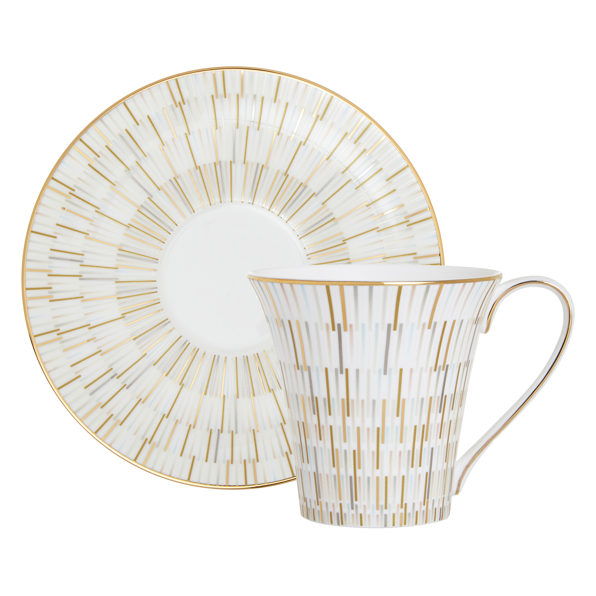 Prouna Luminous Teacup & Saucer