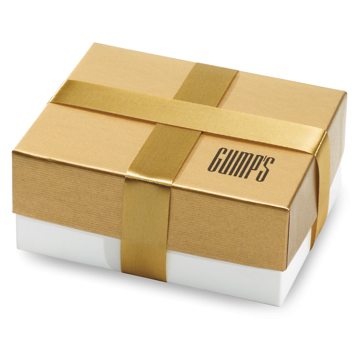 Special gold gift box gump s