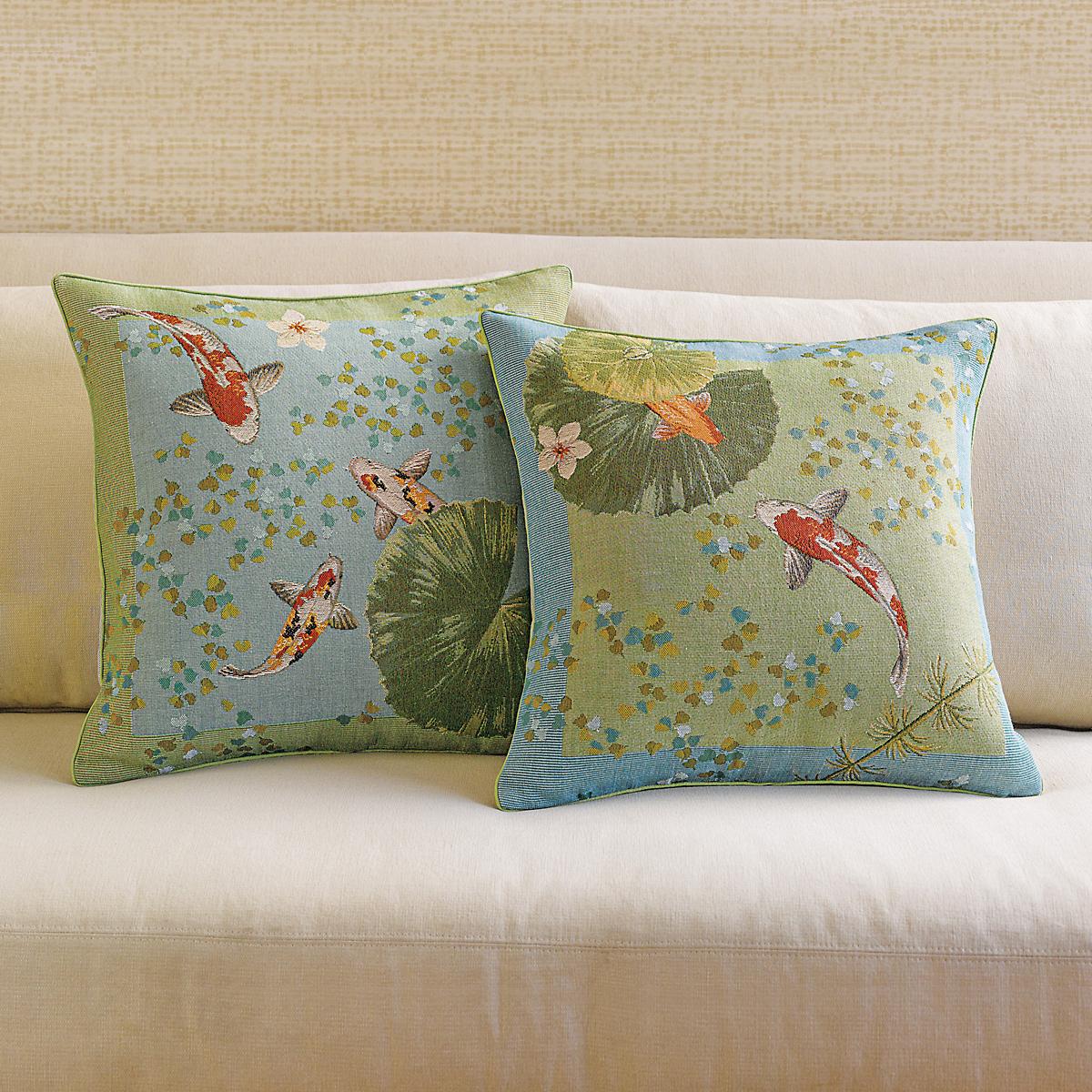Koi Pillows
