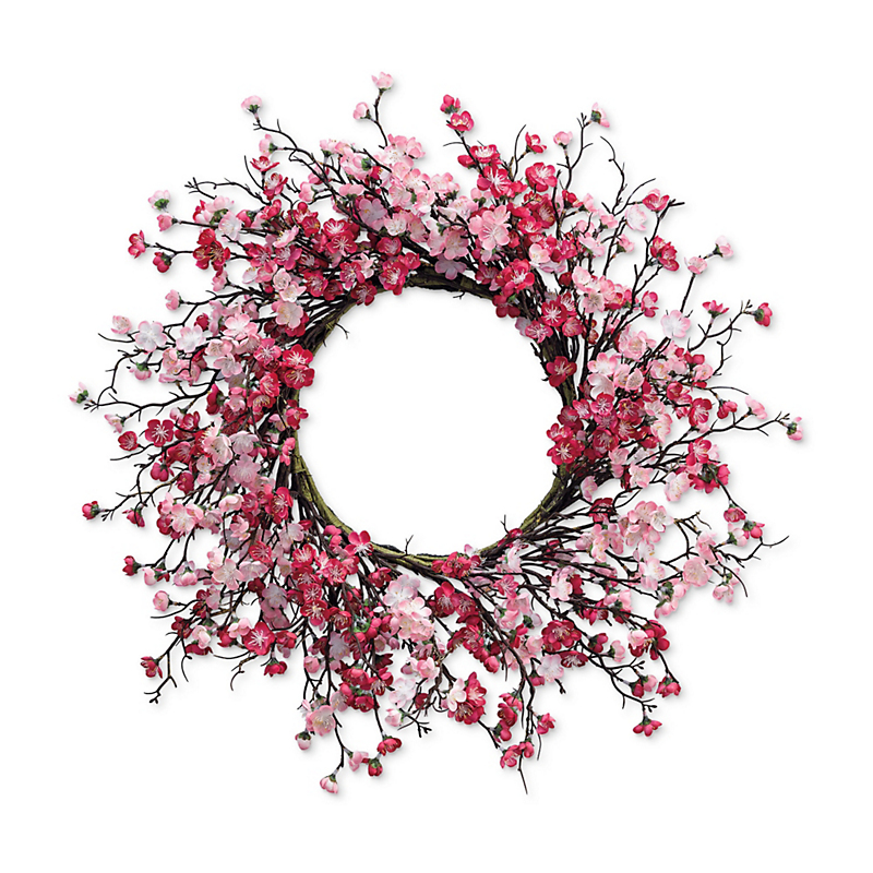Faux Flower Wreaths For Every Season Gumps San Francisco
