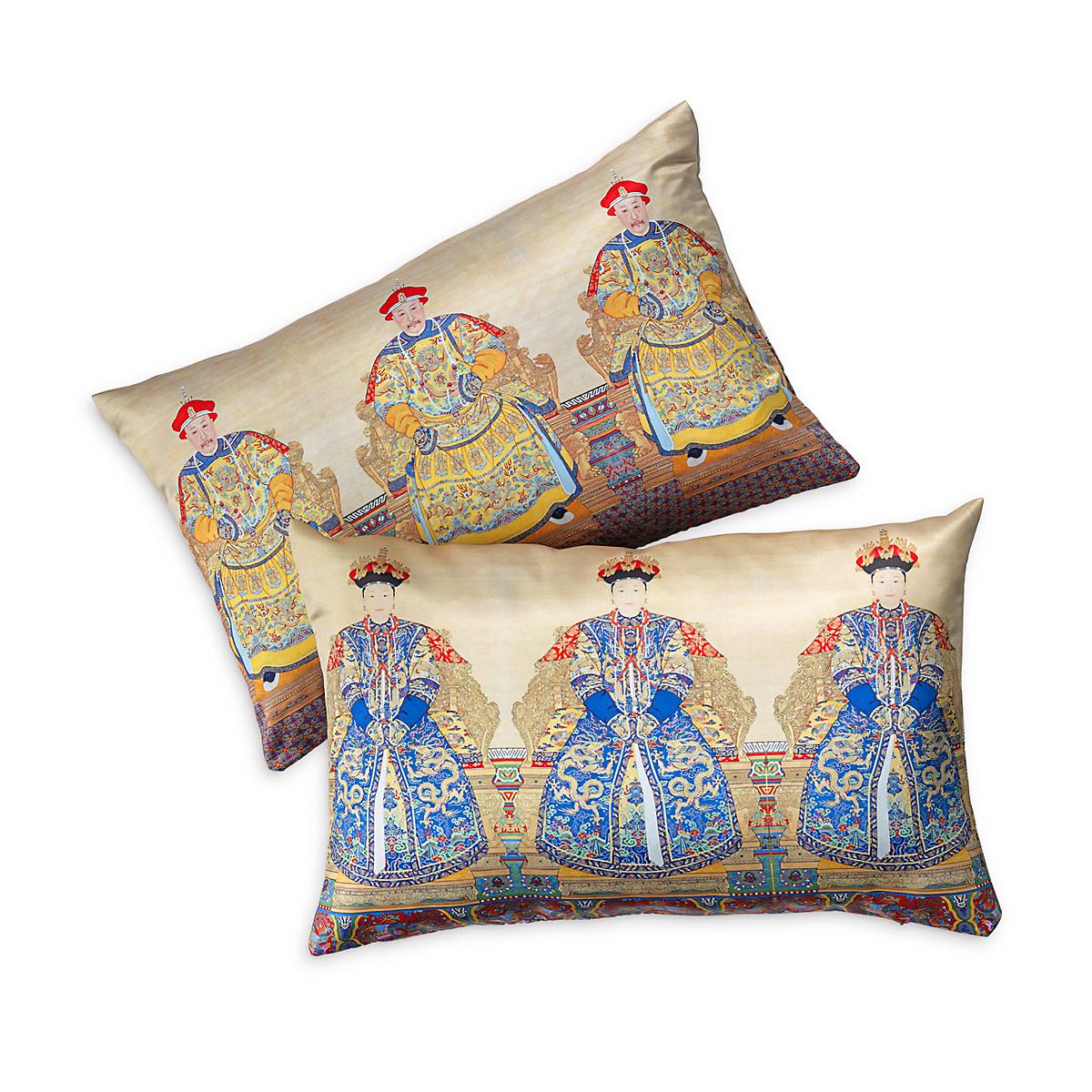 Empress & Emperor Pillows