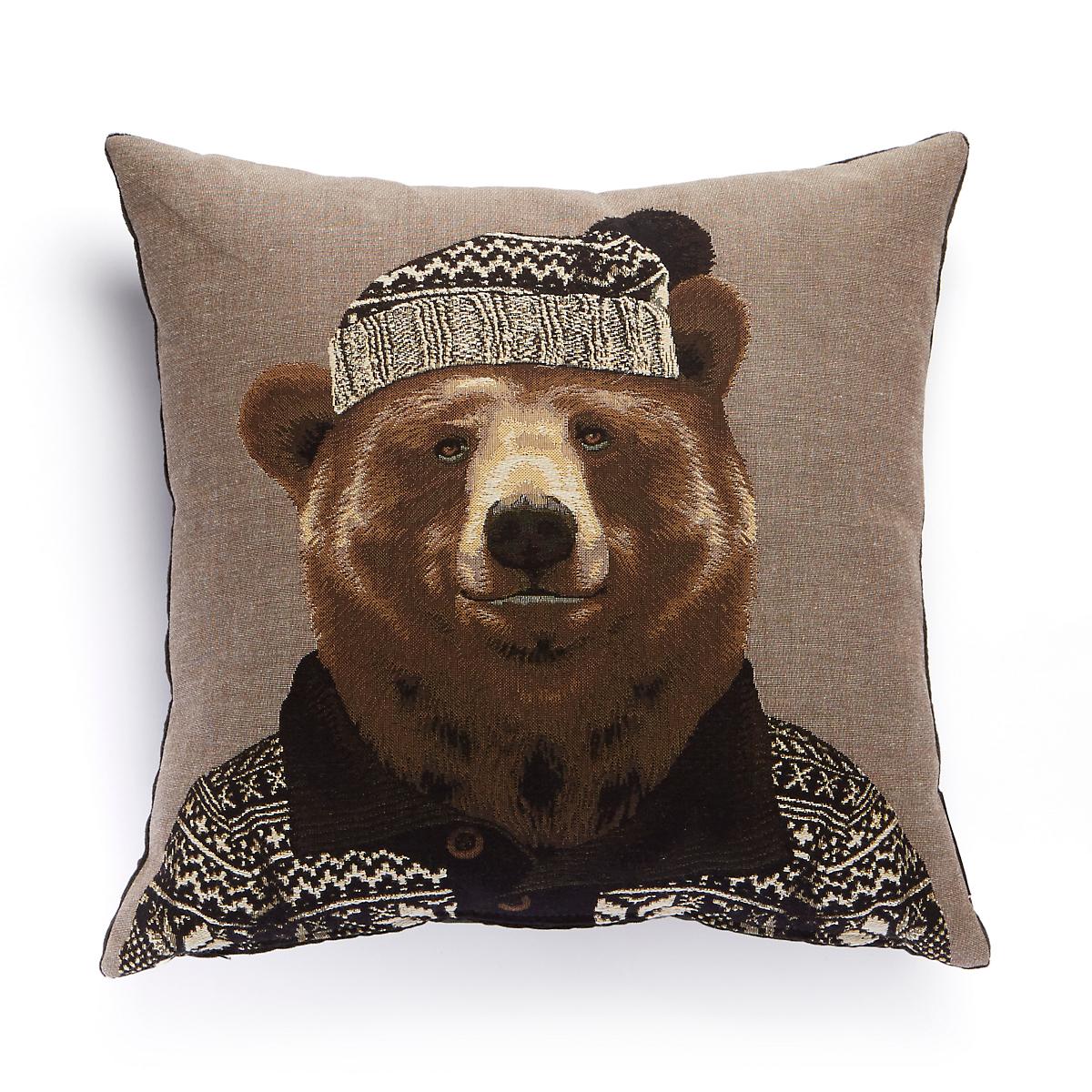 Cozy Critters Bear Pillow