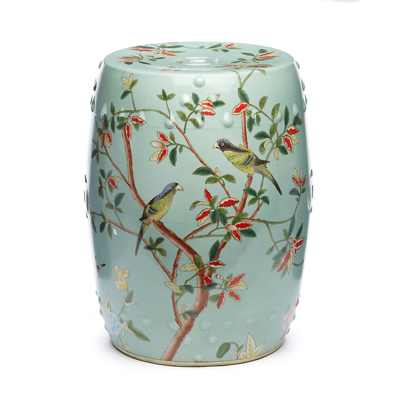 Garden Stools and Side Tables | New Asian Decor | Gump\'s San Francisco
