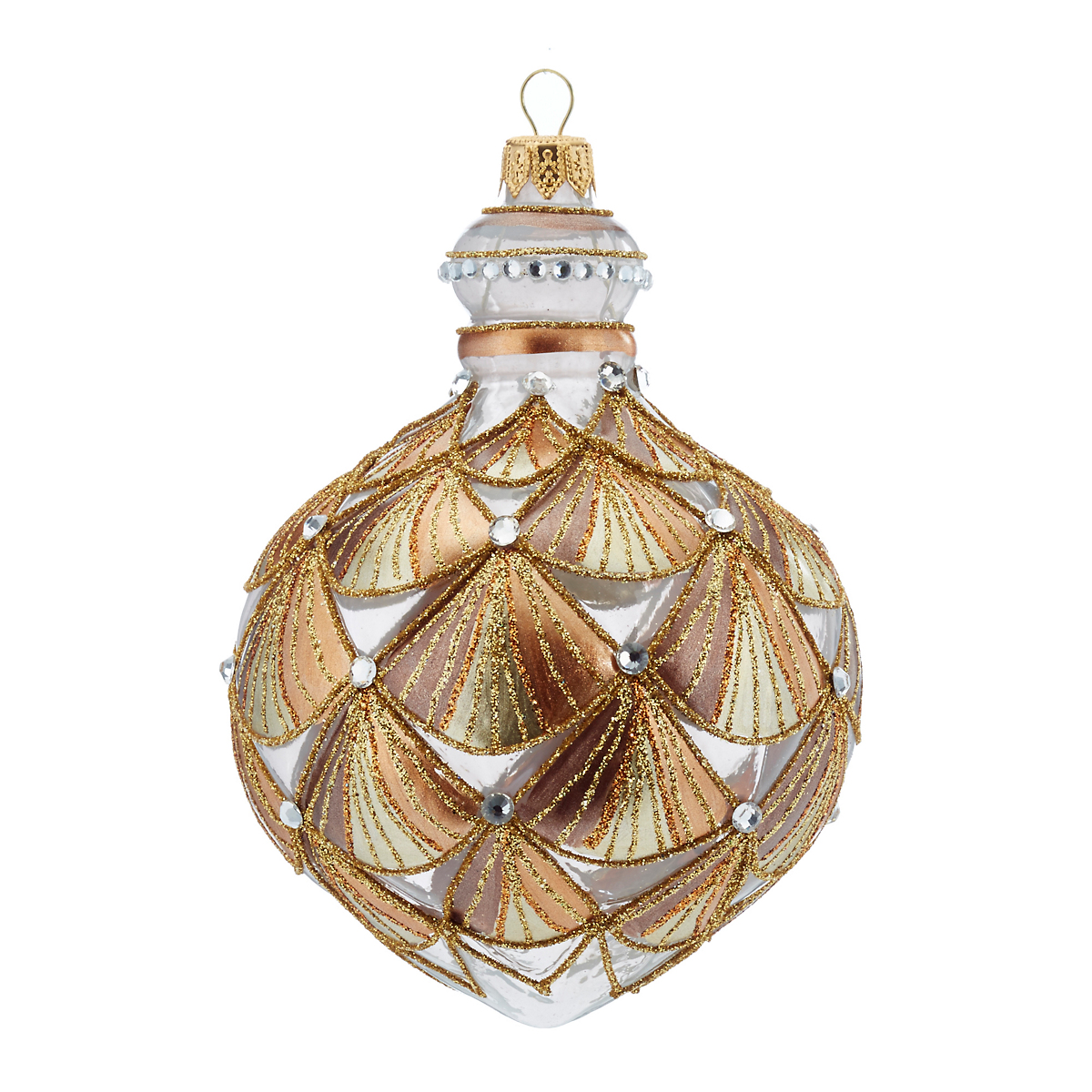 Art deco christmas decorations for Deco decorations